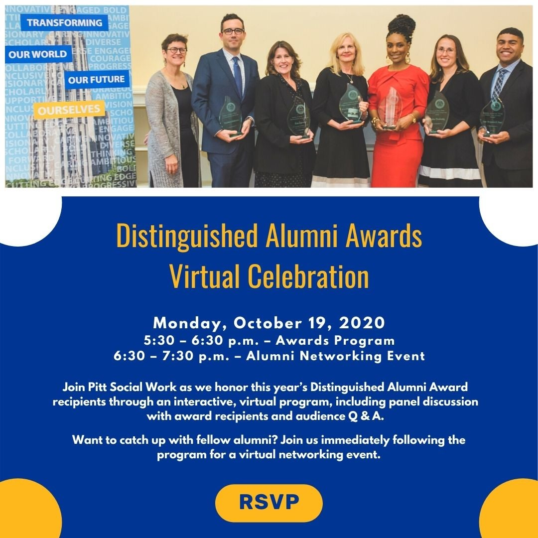 Alumni awards invitation