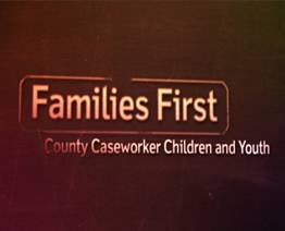 Cover shot of Families First video
