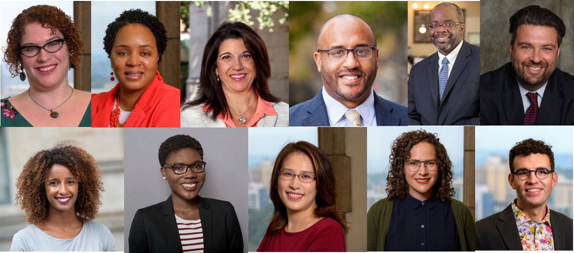 New faculty and staff September 2019