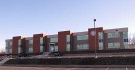 CWRC building