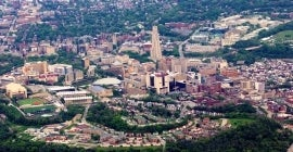 Photo of University of Pittsburgh campus