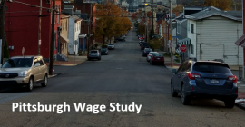 Wage study cover